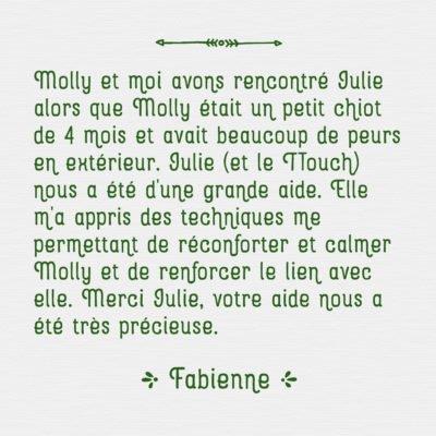Feedback Fabienne FR