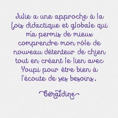 Feedback Geraldine FR
